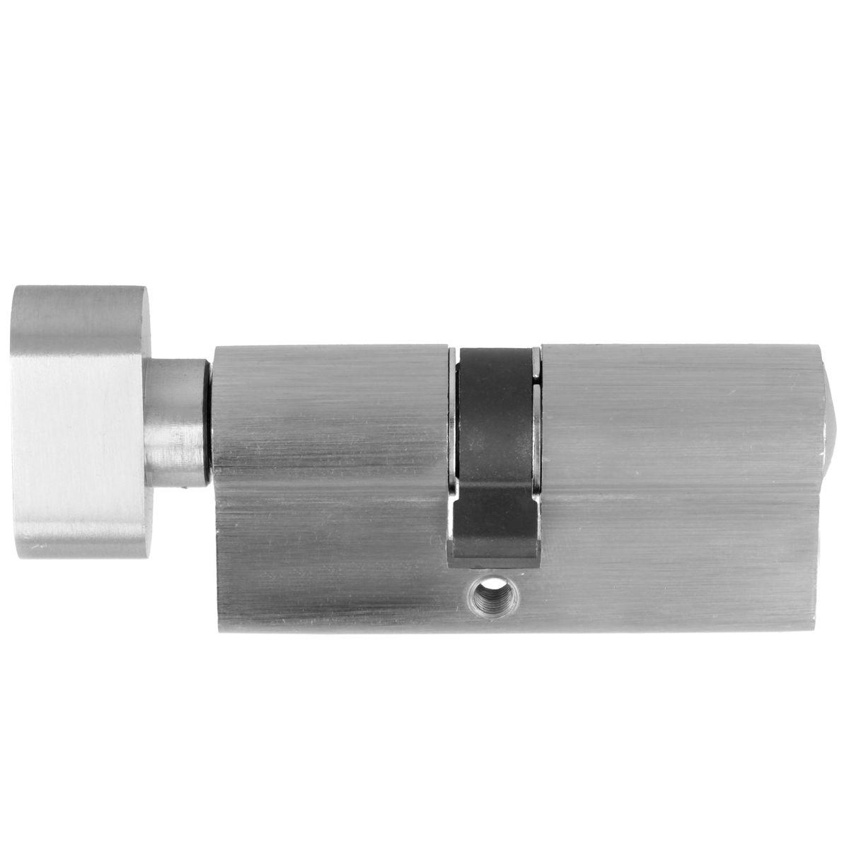 Schliesszylinder Mit Knauf 45 X 45 Mm 3 Schlussel